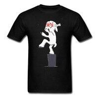 High Quality Customized Graphic Summer Men T Shirts Karate Kid T Shirt Clothing 100 Cotton Short