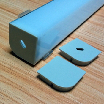 10pc(10m)/pack 1m per piece Alu profile to led strips profile aluminum led led v channel profile SN1919A-1M фото