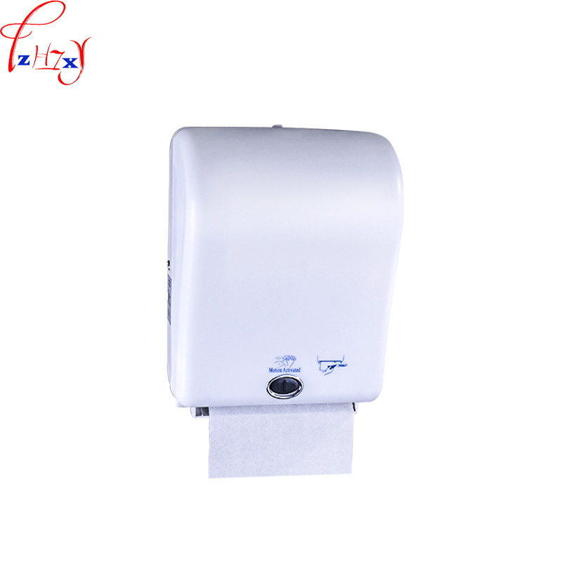 1pc Fully automatic induction paper machine X-3322 electric wipe paper towel rack induction paper towel machine mc7812 induction tobacco moisture meter cotton paper building soil fibre materials moisture meter