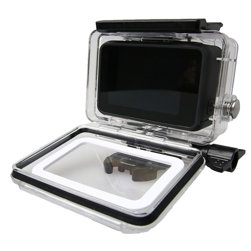 Sualtı Su Geçirmez Konut Case Go Pro Hero 6 5 45 M GoPro Hero 5 6 - Kamera ve Fotoğraf - Fotoğraf 4