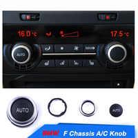 Botón de Control de aire acondicionado A/C para chasis B MW 5 7 Series F