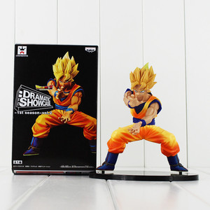 Image 5 - Dragonball scary vetrina figura Gokou Gohan Cell friez Trunks Kakarotto DBZ Anime modello da collezione giocattoli