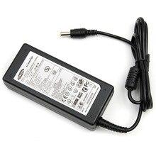 """새로운 14 v 4a lcd 모니터 ac 전원 어댑터 삼성 lcd syncmaster 770tft 17 """"SMT 170QN 570 s tft 180 t 18"""" 노트북 전원 공급 장치"""