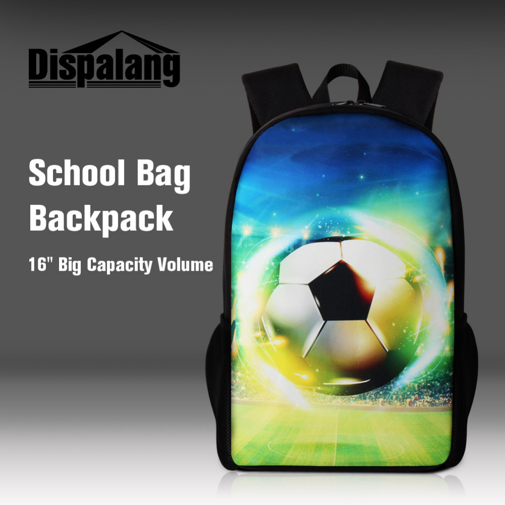 2985dad7f US $19.79 34% OFF|Cool We are All Mad Here Backpacks For Teenager 3D Skull  Print Children School Bag Leisure Mens Women Traveling Shoulder Bags-in ...