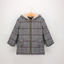 Hurave Baby Boys Winter Jacket in Army G