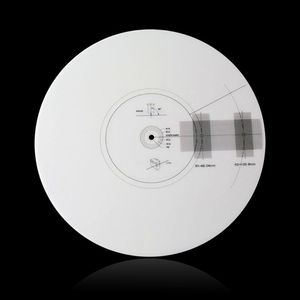 Image 5 - LP Vinyl Pickup Calibration Distance Gauge Protractor Adjustment Tool Adjustment Ruler Anti sliding plate Turntable Accessories