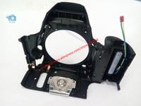 جديد الأصلي واقية الجبهة شل أجزاء مع بوتون إصلاح أجزاء ل نيكو D750 SLR 11A5L