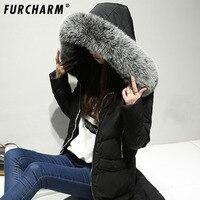 Real Fox Fur Scarf 100 Genuine 80cm Winter Fur Collar For Men Women S Clothing Hot