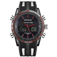 Fashion Sport watch for Men Watch men TOP BRAND LUXURY Male Clock military Wrist Watch Waterproof LED display
