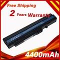 4400mAh 11.1V Laptop Battery For Acer Aspire One A150-Bwdom AOP531H AOA150 A150-Bpdom AOD250 AOD150 D150-Bb73 D150-1B D150-1Br