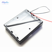 50Pcs 3×18650 Battery Case Holder Socket Wire Junction Box  With 15cm Wires