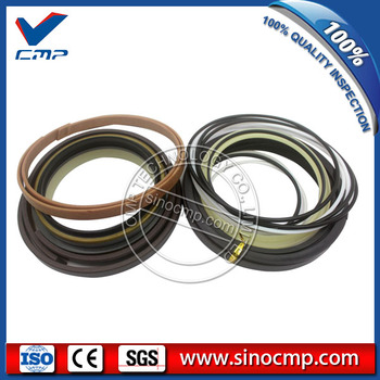 2 sets/pack PC150-5 boom cylinder oil seal service kits, repair kit for Komatsu excavator