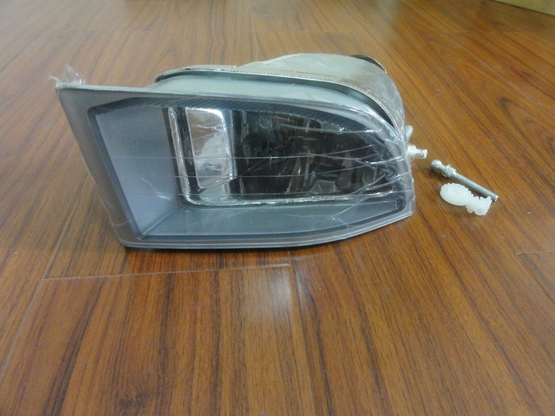 1шт правая сторона Противотуманные фары передний бампер противотуманные лампы без лампы накала для Тойота Ленд Крузер FJ120 Прадо 2002-2008