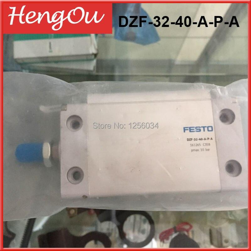 1 piece FESTO flat cylinder DZF-32-40-A-P-A