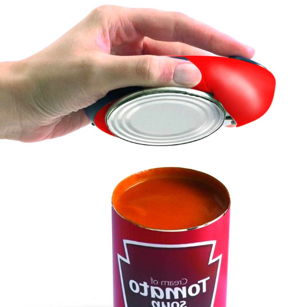 New Hands Free Can Opener Automatic Electric Can Opener Kitchen Electric Jar Bottle Kitchen Tool