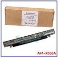 14.4 V 37WH coréia celular Original novo bateria do portátil para ASUS A41-X550 A41-X550A X550 X550C X550B X550V X550D X450C X452 4 células