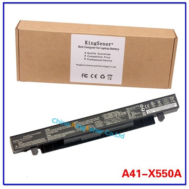 14.4 V 37WH corea celular Original nueva batería del ordenador portátil para ASUS A41-X550 A41-X550A X550 X550C X550B X550V X550D X450C X452 4CELL