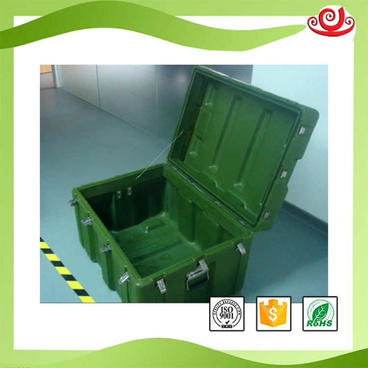 2017 China Factory RS830 Shockproof Crushproof Large Plastic Military Tool Case