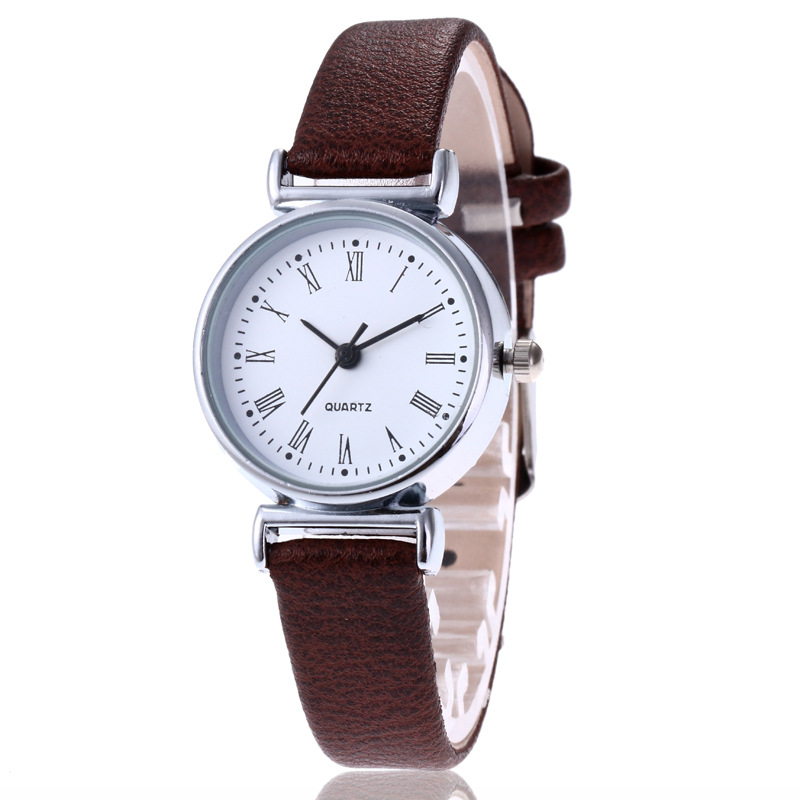 Hot Sell 2018 Simple Design  Women Watch Ethos Small Dial Glamor Quartz Watch