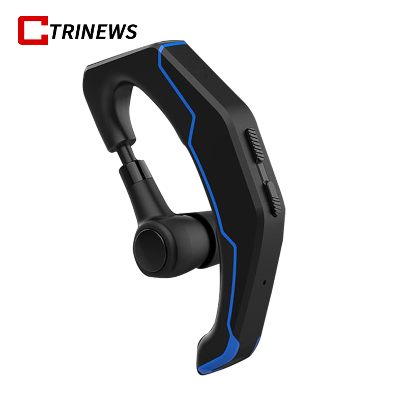 CTRINEWS Bluetooth Earphone Sport Headset Wireless Headphone Music Phone Earbuds with Microphone Stereo Earphones For iPhone X 8 new guitar shape r9030 bluetooth stereo earphone in ear long standby headset headphone with microphone earbuds for smartphones