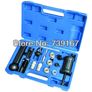 Engine Injector Removal Puller Set For VW AUDI SEAT SKODA FSI Type Injectors ST0053 professional common rail injector puller set diesel engine garage tool set t10055 tdi
