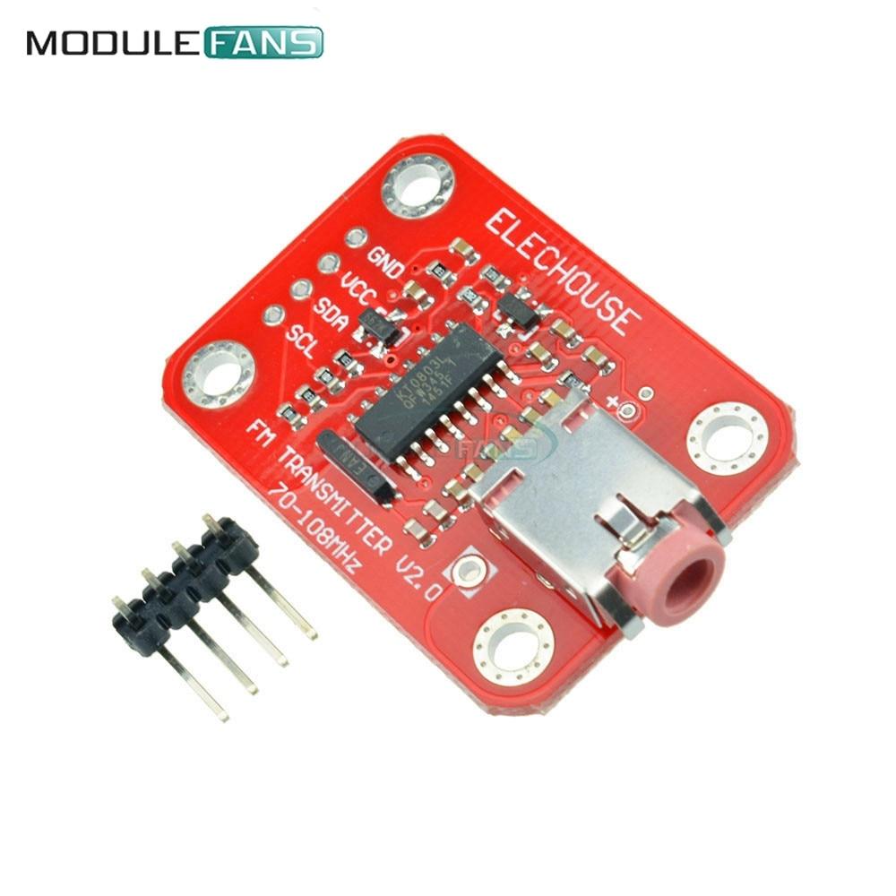 3v Fm Transmitter Circuit
