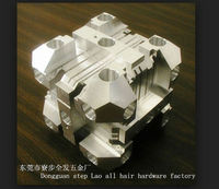 OEM Drawing High Precision Aluminum 4 Axis CNC Machining Miling Parts For Prototype Can Small Orders