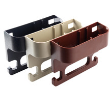 New Multi-use car Plastic Storage phone Glasses Cigarette Holder&Racks For Seat Organizer Hanging Case Box Sundries