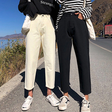 Denim Pants Hot-Selling Wholesale Fashion Women's Autumn FW40 Winter Cheap Casual New