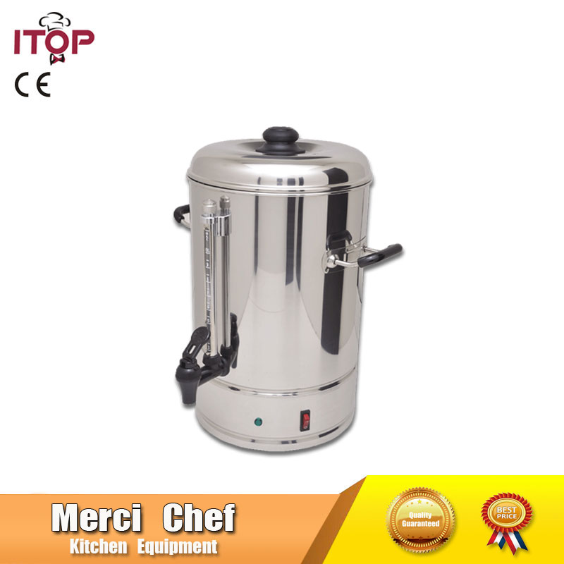 Coffee Machine 10L Semi-automatic Coffee Maker commercial household coffee machine bulk coffee saveing machine Food Machine household italian semi automatic pump coffee machine pressure steam cappuccino coffee maker coffee pot cm 4656