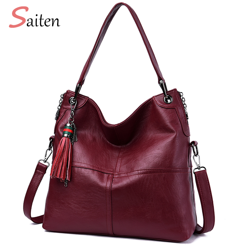 2018 New Soft Leather Women Shoulder Bag Black Pu Leather Women Handbag Double Zipper Vintage Crossbody Bag Stitching Bags sac new arrival 2017 brand pu leather women handbag soft pu leather shoulder bag fashion solid zipper women bag