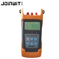 JW3213A NEW 1300/1310/1490/1550/1625 PON OPM VFL Optic Power Meter with wavelengths Digital Fiber Tester