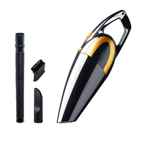 120W 12V Dual use Auto Vacuum Cleaner High Power Dry and Wet