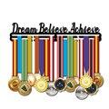 DDJOPH медаль Вешалка вешалка для спортивных медалей держатель медаль Дисплей стойки гоночной Медали Вешалка для 36 + медали