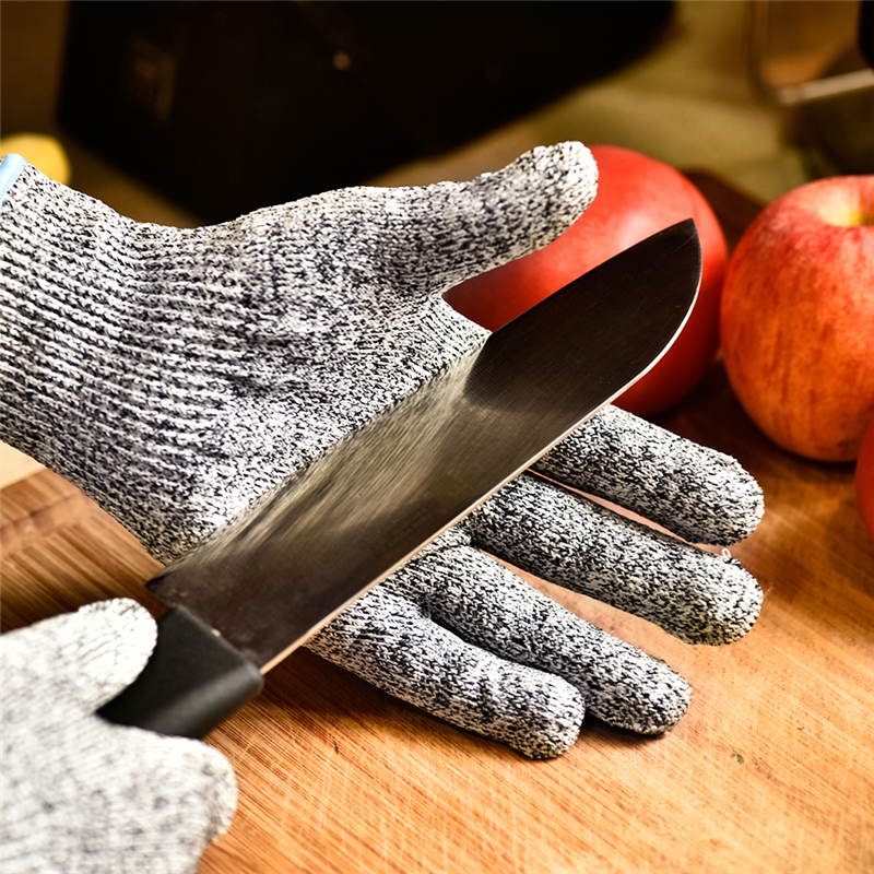 TTLIFE Еда Класс Кухня устойчивостью Прихватки для мангала для Резка и нарезки 5 уровень защиты Прихватки для мангала для мандолина slicer и шеф-п...