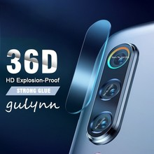 2PC Camera Glass for Huawei P30 Pro P20 Lite Screen Protector Film 36D Protective Tempered Honor 8X 10 i 20 Cover