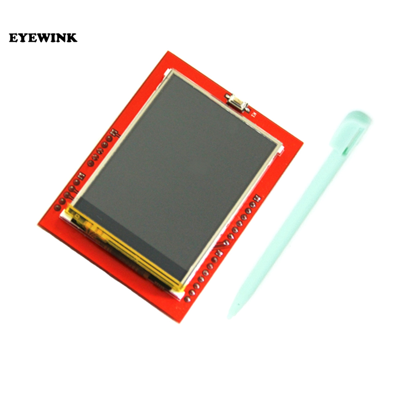 10pcs High quality LCD module TFT 2 4 inch TFT LCD screen for Arduino UNO R3
