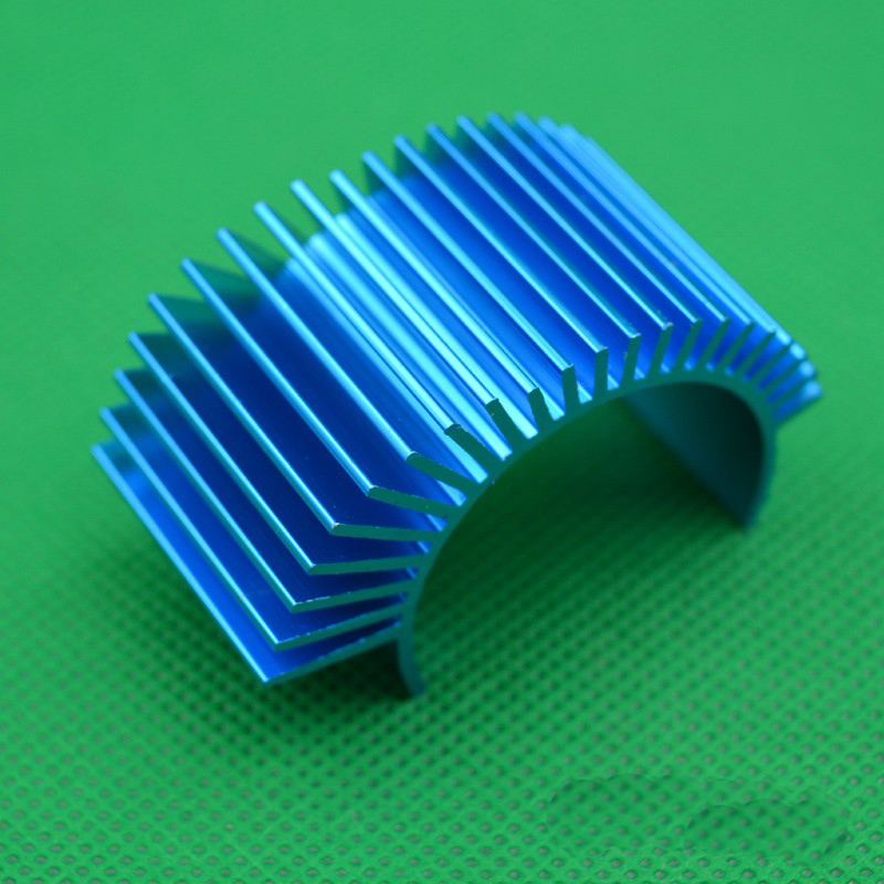 1PCS 727 Raymond High-speed Model Cars Accessories Motor Heat Sink Original Parts For 54 ...