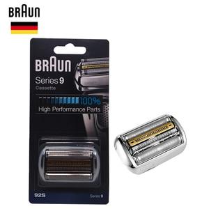 Image 1 - Braunn 92s סדרת 9 רדיד & קאטר החלפת ראש קלטת מכונת גילוח גילוח להב 9030s 9040s 9050cc 9090cc 9095cc