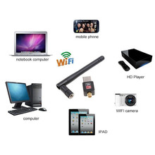 Lan USB Ethernet 2.4G Wi-fi Network Card