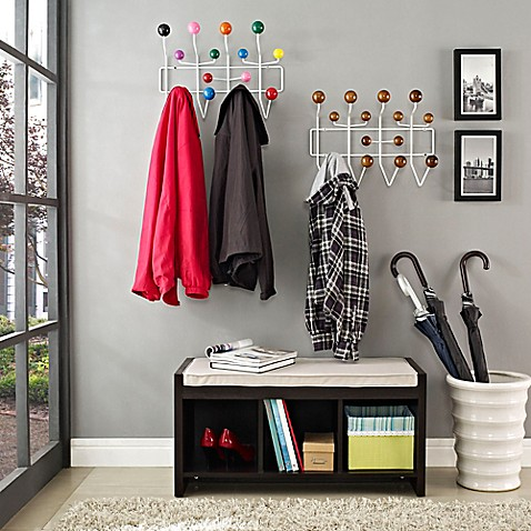 Image 2 - Multicolor Hange It All  Furniture Coat Rack Door Ball Rack Milti purpose Hook For Wall Ornaments For Kid Gift Metal Bag Decor.-in Coat Racks from Furniture