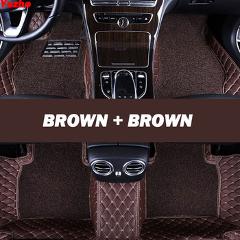 Yuzhe Auto car floor Foot mat For chevrolet sonic epica aveo sail captiva 2008 car accessories waterproof carpet rugs