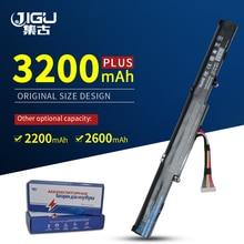 JIGU Nouvelle Batterie Dordinateur Portable A41 X550E Pour ASUS X450 X450E X450J X450JF X751L A450J A450JF A450E F450E 4 CELLULES