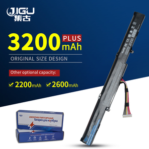 Image 1 - JIGU Nouvelle Batterie Dordinateur Portable A41 X550E Pour ASUS X450 X450E X450J X450JF X751L A450J A450JF A450E F450E 4 CELLULES