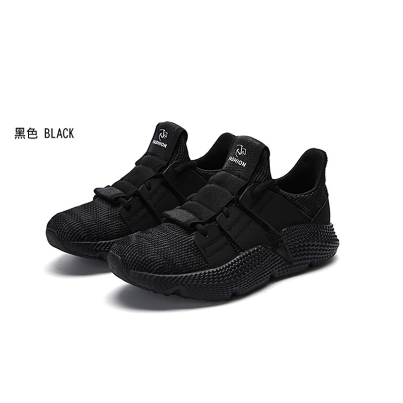 2018 Summer Men Fashion Casual Shoes Breathable Flying Woven Mesh Men Casual Shoes Lightweight Wild Youth Tide Shoes NO.165
