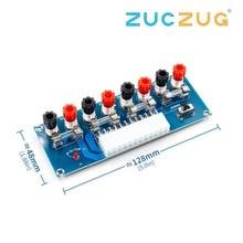 XH M229 masaüstü bilgisayar güç ATX transferi kurulu güç kaynağı modülü hassas 24Pin