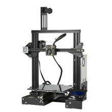creality  ender 3D Printer Ender-3 or Ender-3 PRO DIY KIT MeanWell Power Supply /for 1.75mm PLA ABS PETG / from Russia creality ender 3 ender 3 pro 3d printer economic ender diy kits with resume printing function 220x220x250mm shipping from moscow