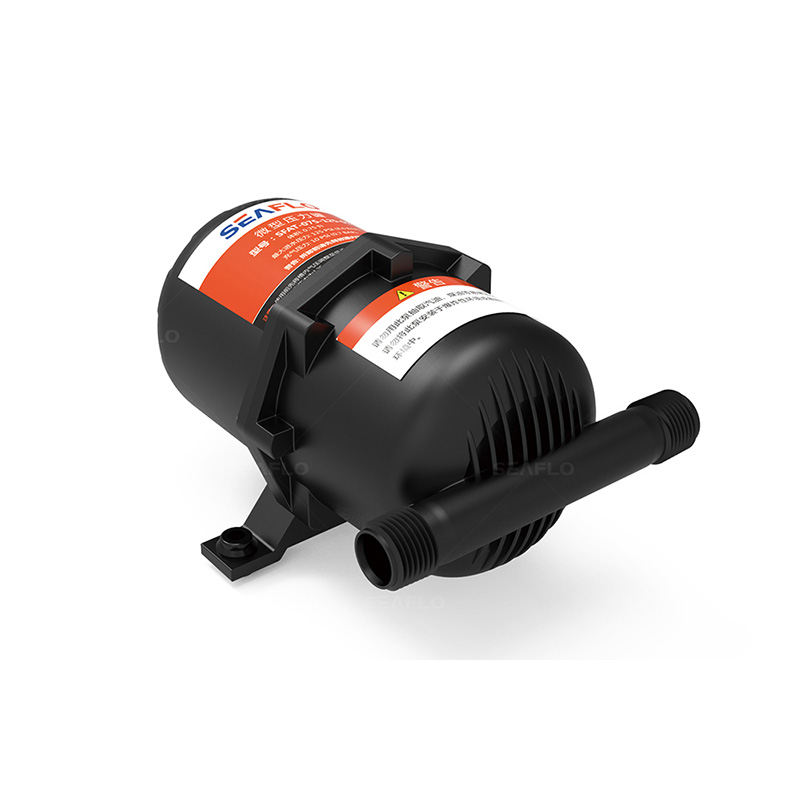 Marine Pressurized Accumulator Tank Boat Water Pump 0.75L