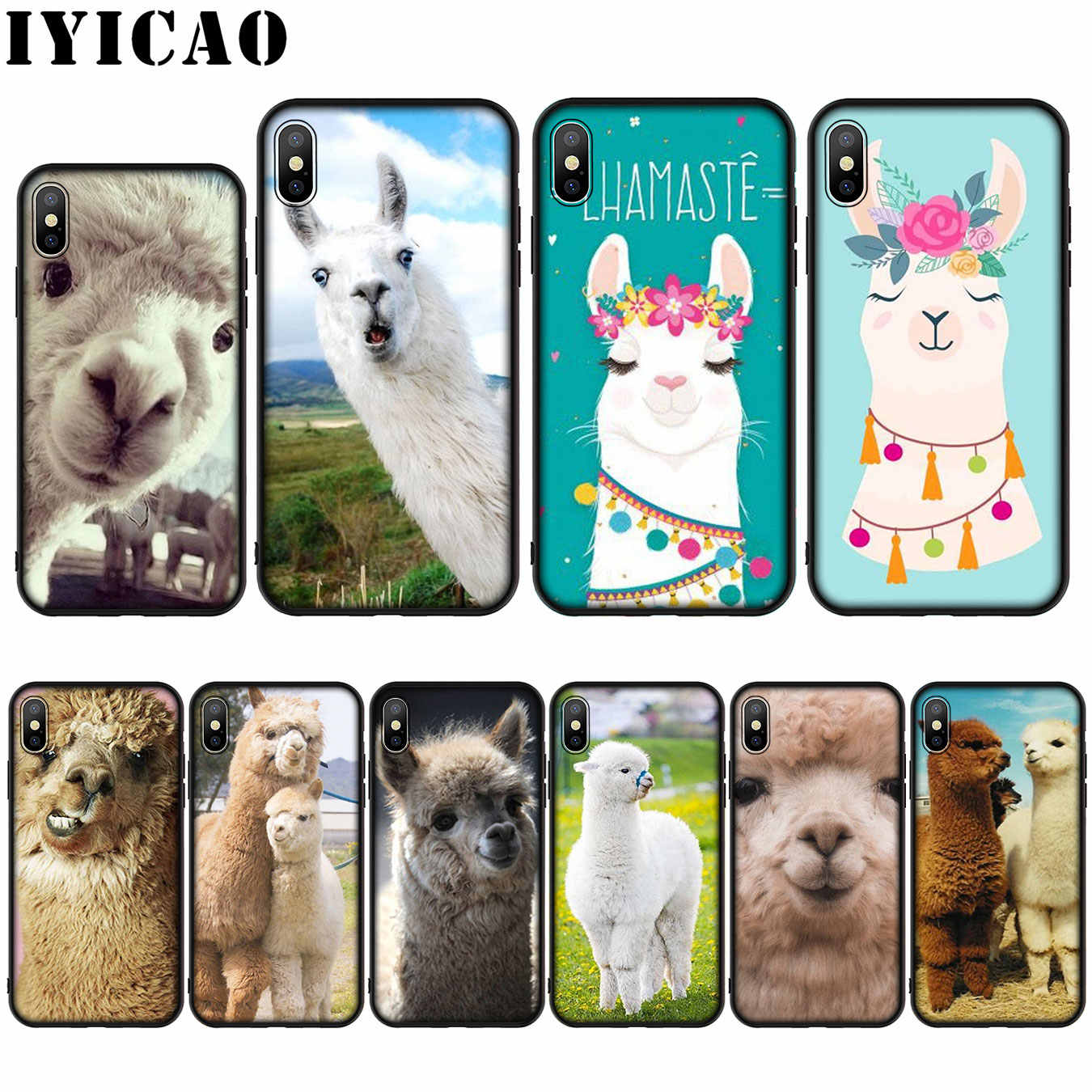 Llama Who? iPhone 11 case