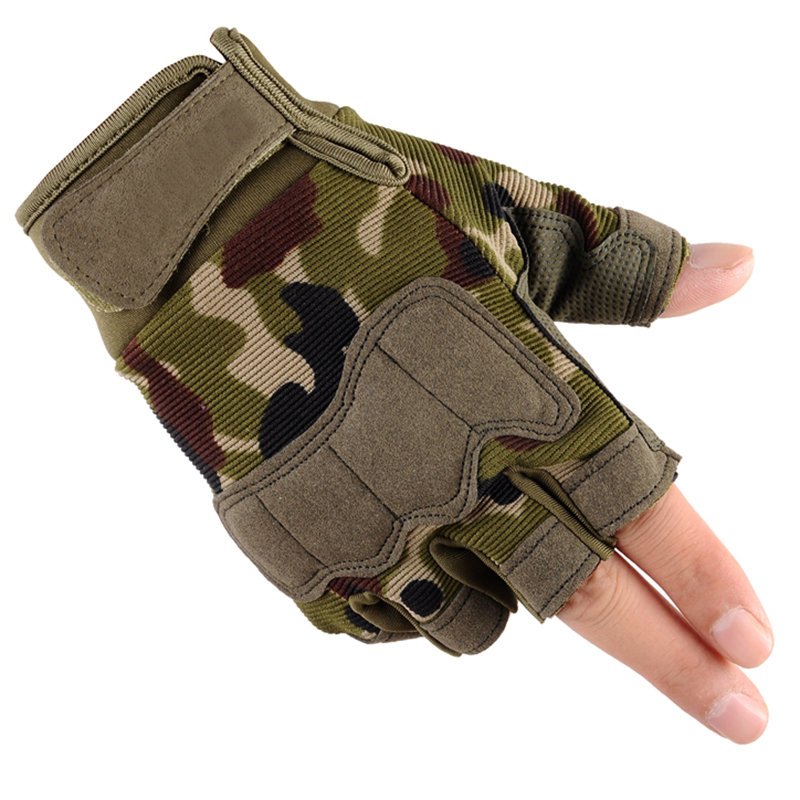 Weight Lifting Gloves With Wrap Around Wrist: Unisex Tactical Workout Weight Lifting Gym Gloves, Wrist Wrap